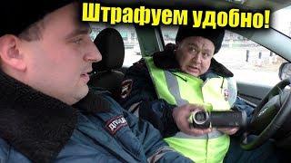 Как попадают на штраф за ЖД переезд / Удобная кормушка
