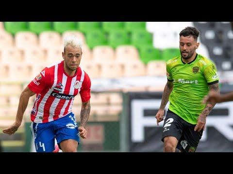 San Luis Juarez Goals And Highlights