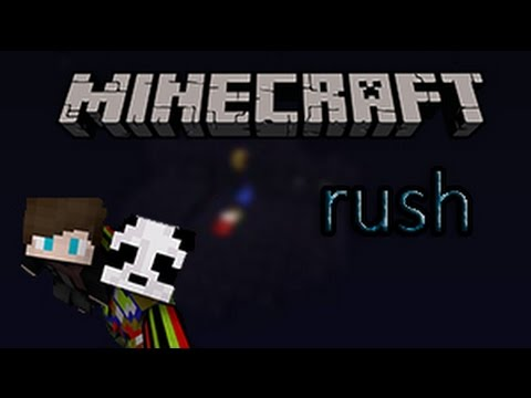 [Minecraft] NO STRESS YA ... (rush avec WhiteFuryy)