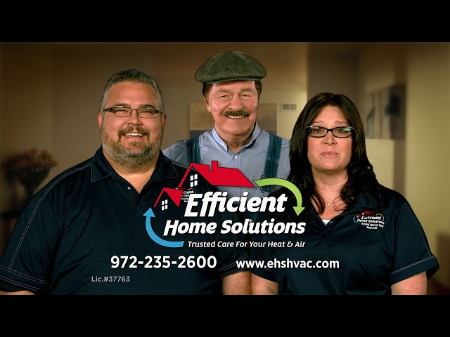 Smart Home System from Efficient Home Solutions  (972)235-2600