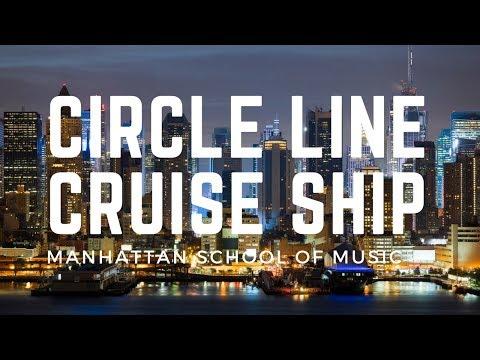 DJ VLOG #112: Manhattan School of Music // Circle Line Cruise Ship (New York City)