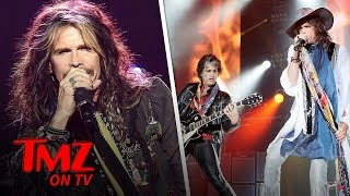 Steven Tyler Has Had A VERY Interesting Life | TMZ TV