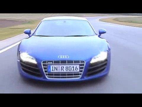 Audi R8 V10: Der Stier mit den vier Ringen