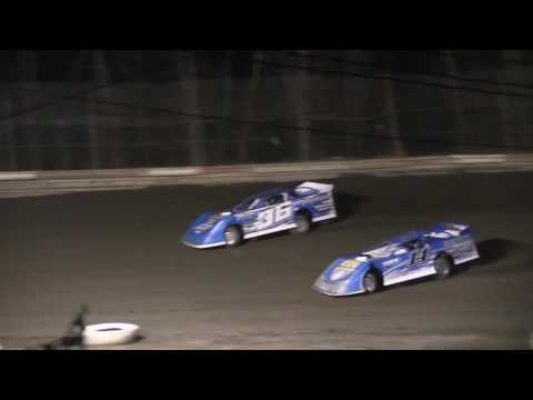 Hilltop Speedway Late Model Feature 3-24-17
