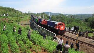 extreme railway jakarta bandung