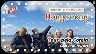 Tour pela Coreia com BLACKSWAN #010. Hongseong