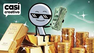 Gastar dinero en cosas raras | Casi Creativo