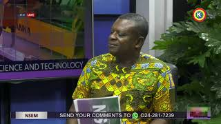 NSEM - GHANAIAN FOODS AND THEIR NUTRITIONAL VALUE