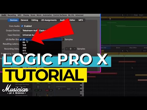 Logic Pro X Tutorial (Everything You Need to Know)