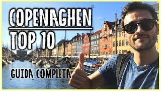COPENAGHEN: COSA VEDERE E FARE! [vlog documentario]