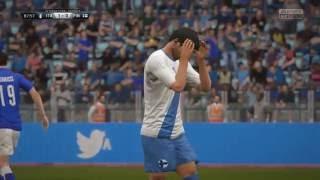 Italy vs Finland Friendly match [FIFA 16 PC]