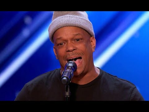 Mike Yung - Subway Singer Stuns Crowd with  Unchained Melody - America's Got Talent 2017