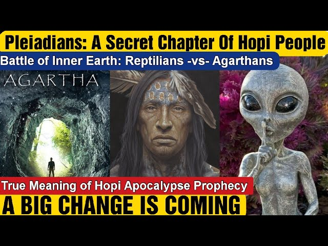 Apocalypse HOPI Prophecy is Coming True! Prepare Yourself Spiritually & Battle of Inner Earth (2021)