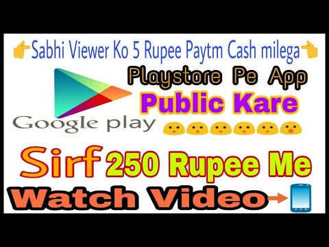 How To Publish App In PlayStore ! Publish App In Google Play Store 2019