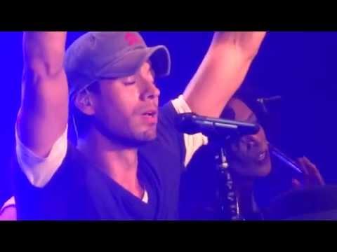 Enrique Iglesias - Cuando me enamoro - Luna Park - Buenos Aires - 22/05/2014