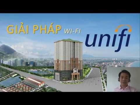 Cấu hình AP Unifi toàn tập từ A-Z