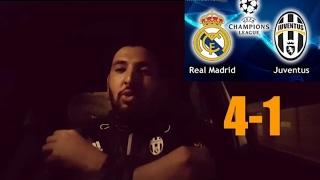 RÉAL MADRID VS JUVENTUS 4-1 LE DEBRIEF