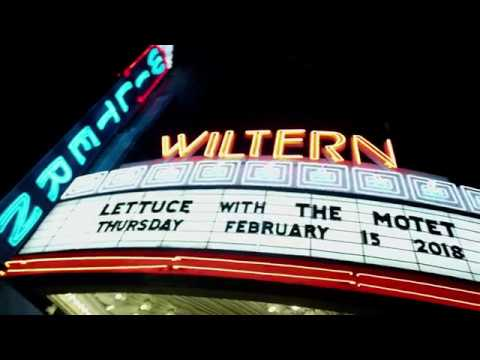 The Motet at The Wiltern Los Angeles, CA 2018