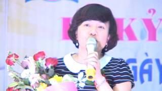 """Bài hát """"Cho dù có đi nơi đâu"""" - do cô Lê Thị Hạnh và bạn Đăng Hạ biểu diễn - rất hay và ý nghĩa"""