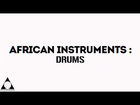 African Instruments : Membranophones (Drums)