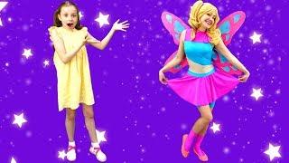 Фея Мими и Видео для детей. Волшебство и чудо-парта