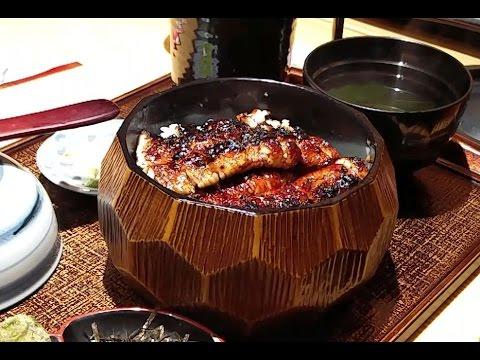Man Man Japanese Unagi By Teppei - And The 4 Ways Of Eating It (Hitsumabushi)