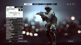 Battlefield 4 - I'm Tired of Leveling Up