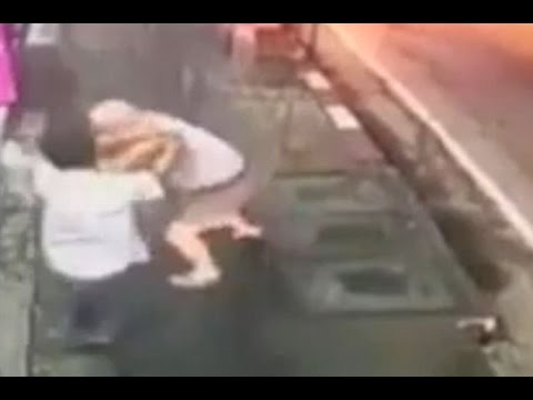 British Tourists Killed In Thailand caught on camera