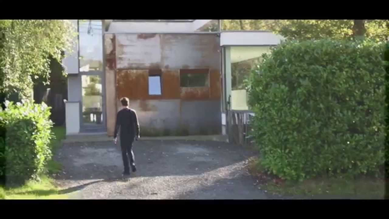 ARCHITECTURES - Maison Rixhom, à Rixensart (N. Devuyst) - YouTube