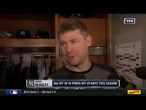 Chase Headley reflects on memo chase headley