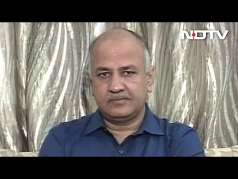 'What Is There To Celebrate': Manish Sisodia's Takedown Of GST Launch
