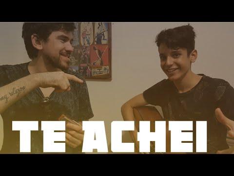 Marcos e Belutti - Te Achei - Guilherme Porto ft Guilherme Mendes