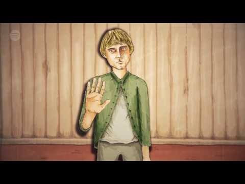 Drawn & Recorded: Kurt Cobain - Smells Like Teen Spirit