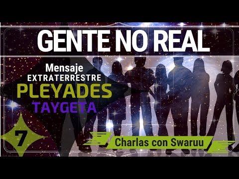 Gente No Real: Mensaje Extraterrestre (Pleyades - Taygeta) (7)