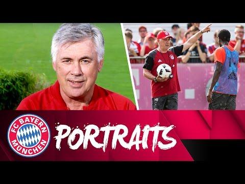Carlo Ancelotti |Portrait
