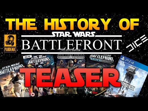 The History of Star Wars Battlefront - TEASER