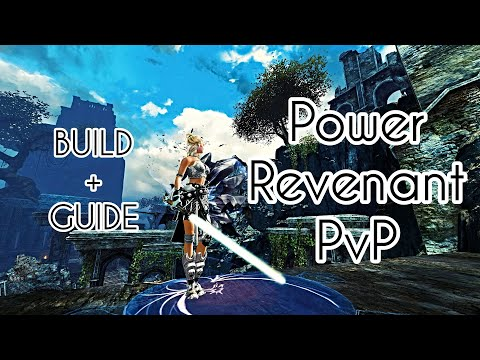 Guild Wars 2 - Power Revenant PvP + GUIDE thumbnail