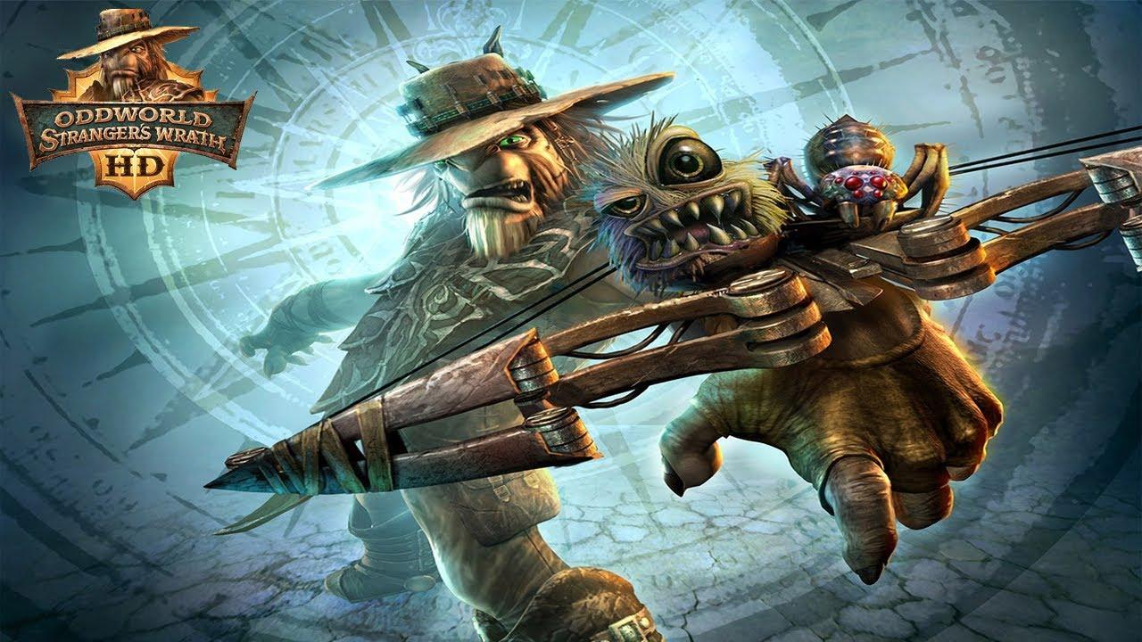 Oddworld Stranger Wrath HD Walkthrough: Part 1 (HD)