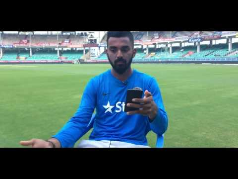 Rapid fire with KL Rahul