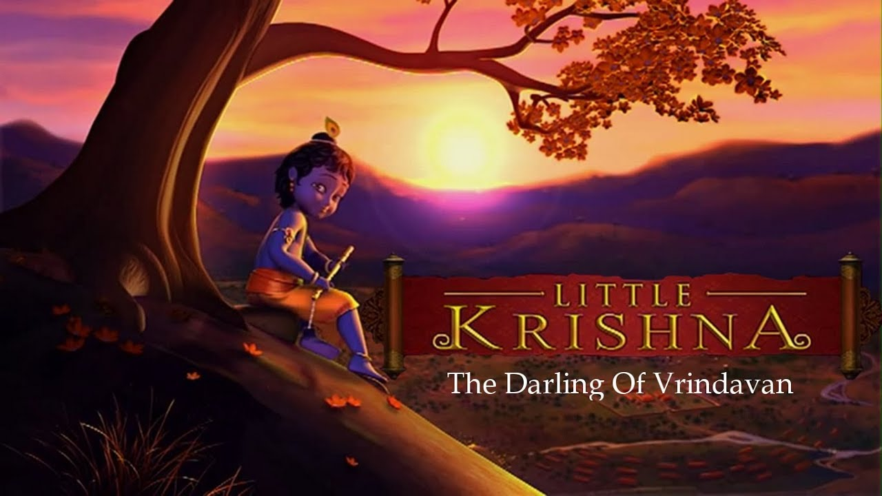 Little Krishna - The Darling Of Vrindavan (Legendado) Little Krishna - Vrindavan Ka Dulara
