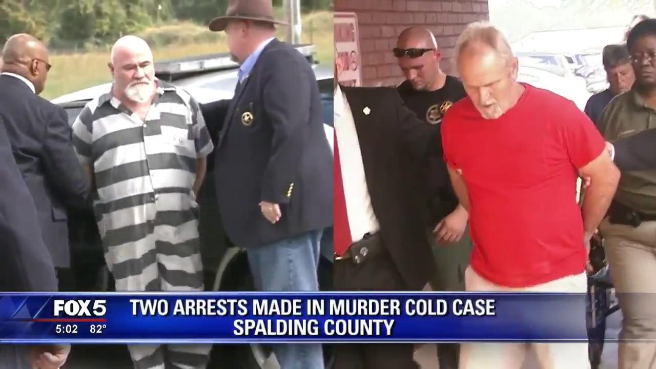 Arrests made in 1983 cold case murder investigation