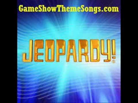 Jeopardy Theme Song - Game Show Theme Songs