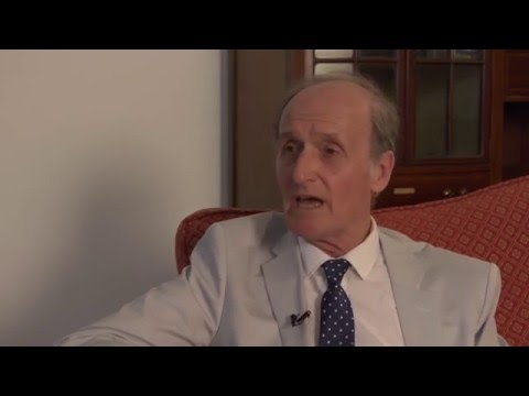 Interview with Professor Denys Turner