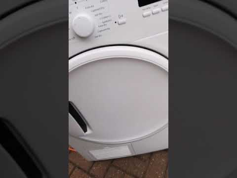 Hotpoint dryer fix F06 code simple