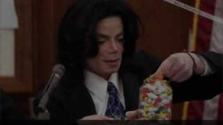 Michael Jackson and The Candy Court Case (Funny Story)