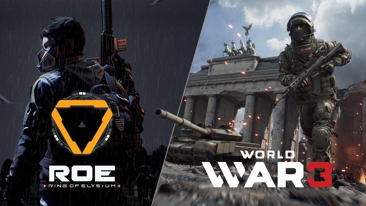 Multiplayer Night: Nézzük, hogy milyen a Ring of Elysium és a World War 3 - 11.27.
