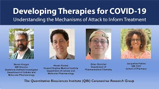 Developing Therapies For Covid-19: Understanding The Mechanisms Of Attack To Inform Treatment