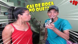 Baixar MINHA MÃE REAGINDO A FUNK PESADÃO