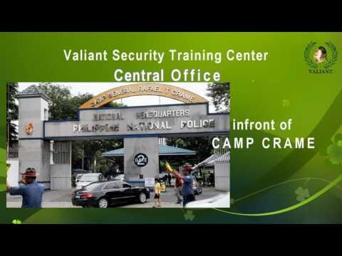 Valiant Security Training Center