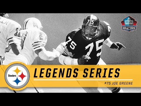 Legends Series: Joe Greene